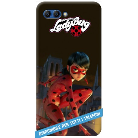 COVER LADYBUG MIRACULOUS per APPLE IPHONE SAMSUNG GALAXY HUAWEI ASUS LG ALCATEL SONY WIKO XIAOMI