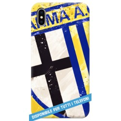 COVER PARMA CALCIO per APPLE IPHONE SAMSUNG GALAXY HUAWEI ASUS LG ALCATEL SONY WIKO XIAOMI