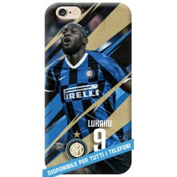 COVER ROMELU LUKAKU INTER per APPLE IPHONE SAMSUNG GALAXY HUAWEI ASUS LG ALCATEL SONY WIKO XIAOMI