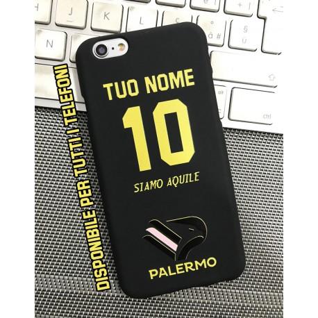 COVER NOME NUMERO SSD PALERMO 2019-20 per APPLE IPHONE SAMSUNG GALAXY HUAWEI ASUS LG ALCATEL SONY WIKO XIAOMI