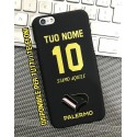 COVER NOME NUMERO SSD PALERMO CALCIO 2019-20 per APPLE IPHONE SAMSUNG GALAXY HUAWEI ASUS LG ALCATEL SONY WIKO XIAOMI