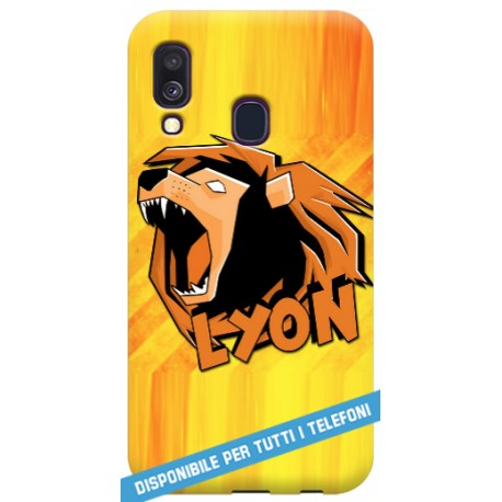 COVER LYON LAB per APPLE IPHONE SAMSUNG GALAXY HUAWEI ASUS LG ALCATEL SONY WIKO XIAOMI