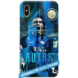COVER LAUTARO MARTINEZ INTER per APPLE IPHONE SAMSUNG GALAXY HUAWEI ASUS LG ALCATEL SONY WIKO XIAOMI