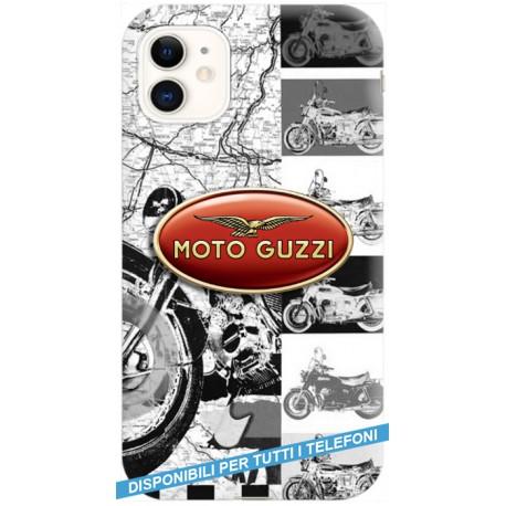 COVER MOTO GUZZI per APPLE IPHONE SAMSUNG GALAXY HUAWEI ASUS LG ALCATEL SONY WIKO VODAFONE XIAOMI