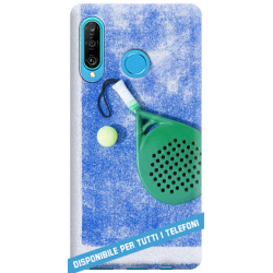 COVER PADEL per APPLE IPHONE SAMSUNG GALAXY HUAWEI ASUS LG ALCATEL SONY WIKO XIAOMI