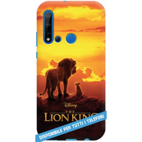 COVER LION KING 2019 RE LEONE per APPLE IPHONE SAMSUNG GALAXY HUAWEI ASUS LG ALCATEL SONY WIKO XIAOMI