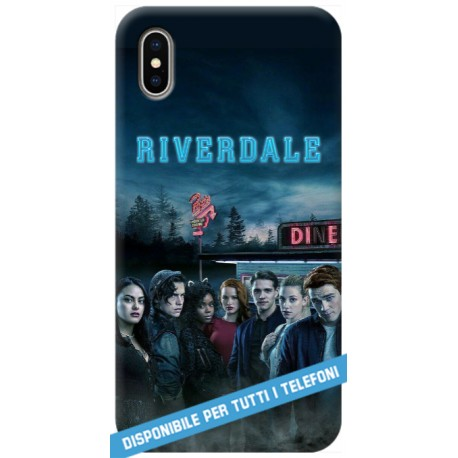 COVER RIVERDALE per APPLE IPHONE SAMSUNG GALAXY HUAWEI ASUS LG ALCATEL SONY WIKO XIAOMI