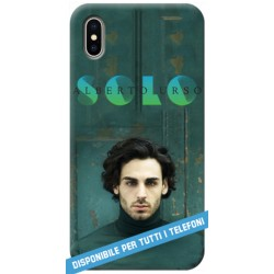COVER ALBERTO URSO SOLO per APPLE IPHONE SAMSUNG GALAXY HUAWEI ASUS LG ALCATEL SONY WIKO VODAFONE