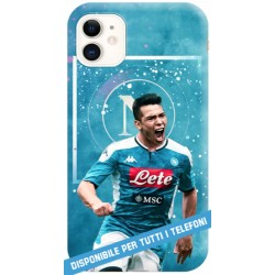 COVER Hirving Lozano NAPOLI per APPLE IPHONE SAMSUNG GALAXY HUAWEI ASUS LG ALCATEL SONY WIKO XIAOMI