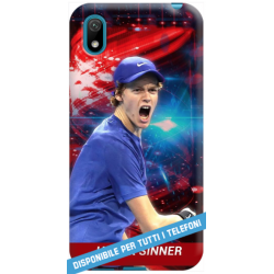 COVER YANNIK SINNER TENNIS per APPLE IPHONE SAMSUNG GALAXY HUAWEI ASUS LG ALCATEL SONY WIKO XIAOMI