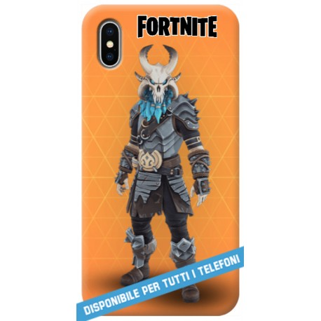 COVER FORTNITE ragnarok per APPLE IPHONE SAMSUNG GALAXY HUAWEI ASUS LG ALCATEL SONY WIKO XIAOMI