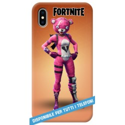 COVER FORTNITE cuddle team leader per APPLE IPHONE SAMSUNG GALAXY HUAWEI ASUS LG ALCATEL SONY WIKO XIAOMI