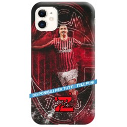 COVER zlatan ibrahimovic milan per APPLE IPHONE SAMSUNG GALAXY HUAWEI ASUS LG ALCATEL SONY WIKO XIAOMI