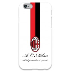 COVER MILAN IL CLUB PIù TITOLATO AL MONDO per iPhone 3g/3gs 4/4s 5/5s/c 6/6s Plus iPod Touch 4/5/6 iPod nano 7