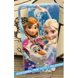 COVER FROZEN ANNA ELSA OLAF per APPLE IPHONE SAMSUNG GALAXY HUAWEI ASUS LG ALCATEL SONY WIKO XIAOMI