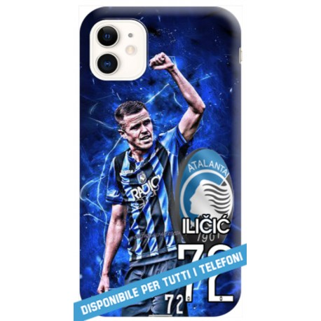 COVER ILICIC ATALANTA per APPLE IPHONE SAMSUNG GALAXY HUAWEI ASUS LG ALCATEL SONY WIKO XIAOMI