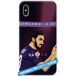 COVER DAVIDE ASTORI FIORENTINA per APPLE IPHONE SAMSUNG GALAXY HUAWEI ASUS LG ALCATEL SONY WIKO XIAOMI