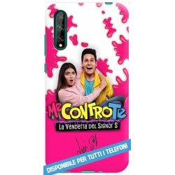 COVER ME CONTRO TE film autografo per APPLE IPHONE SAMSUNG GALAXY HUAWEI ASUS LG ALCATEL SONY WIKO XIAOMI