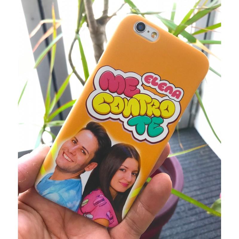 COVER ME CONTRO TE per iPhone 3g/3gs 4/4s 5/5s/c 6/6s Plus iPod Touch 4/5/6 iPod nano 7