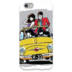 COVER LUPIN 500 2 per iPhone 3g/3gs 4/4s 5/5s/c 6/6s Plus iPod Touch 4/5/6 iPod nano 7