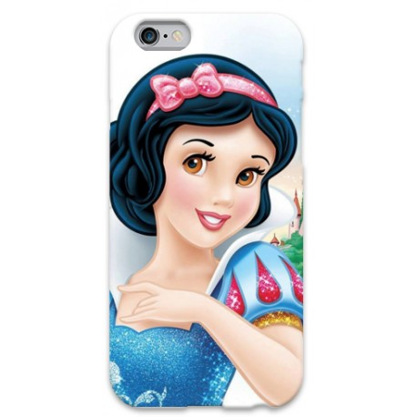 COVER BIANCANEVE DOLCE per iPhone 3g/3gs 4/4s 5/5s/c 6/6s Plus iPod Touch 4/5/6 iPod nano 7