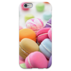COVER MACARONS per iPhone 3g/3gs 4/4s 5/5s/c 6/6s Plus iPod Touch 4/5/6 iPod nano 7