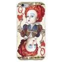 COVER QUEEN REGINA ALICE per iPhone 3g/3gs 4/4s 5/5s/c 6/6s Plus iPod Touch 4/5/6 iPod nano 7