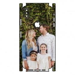 iPhone XS Max SKIN VINILE ADESIVO PERSONALIZZATO WRAPPING PER APPLE