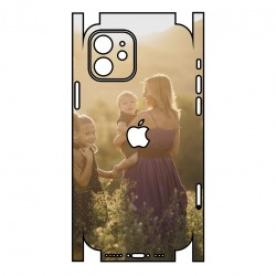 iPhone 12 SKIN VINILE ADESIVO PERSONALIZZATO WRAPPING PER APPLE
