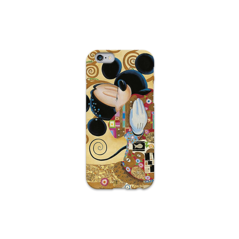 Cover Bacio Minnie E Topolino Per Iphone 3g3gs 44s 55sc 66s