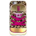 COVER ALL STARS CONVERSE LEOPARDATA per iPhone 3g/3gs 4/4s 5/5s/c 6/6s Plus iPod Touch 4/5/6 iPod nano 7