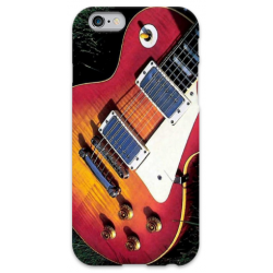 COVER CHITARRA ELETTRICA per iPhone 3g/3gs 4/4s 5/5s/c 6/6s Plus iPod Touch 4/5/6 iPod nano 7