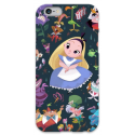 COVER ALICE BABY per iPhone 3g/3gs 4/4s 5/5s/c 6/6s Plus iPod Touch 4/5/6 iPod nano 7