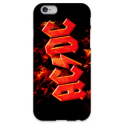COVER AC/DC FIRE per iPhone 3g/3gs 4/4s 5/5s/c 6/6s Plus iPod Touch 4/5/6 iPod nano 7