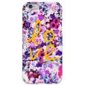 COVER FIORI LOVE per iPhone 3g/3gs 4/4s 5/5s/c 6/6s Plus iPod Touch 4/5/6 iPod nano 7