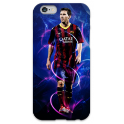 COVER LIONEL MESSI BARCELLONA per iPhone 3g/3gs 4/4s 5/5s/c 6/6s Plus iPod Touch 4/5/6 iPod nano 7
