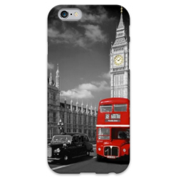 COVER LONDRA LONDON per iPhone 3g/3gs 4/4s 5/5s/c 6/6s Plus iPod Touch 4/5/6 iPod nano 7
