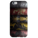 COVER GAME OF THRONE per iPhone 3g/3gs 4/4s 5/5s/c 6/6s Plus iPod Touch 4/5/6 iPod nano 7
