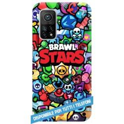 COVER BRAWL STARS PER APPLE IPHONE SAMSUNG GALAXY HUAWEI ASUS LG ALCATEL SONY WIKO XIAOMI
