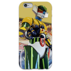 COVER JEEG ROBOT per iPhone 3g/3gs 4/4s 5/5s/c 6/6s Plus iPod Touch 4/5/6 iPod nano 7