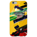 COVER AYRTON SENNA per iPhone 3g/3gs 4/4s 5/5s/c 6/6s Plus iPod Touch 4/5/6 iPod nano 7