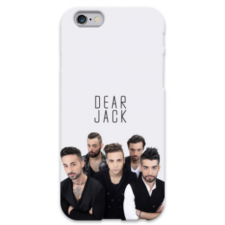 COVER DEAR JACK per iPhone 3g/3gs 4/4s 5/5s/c 6/6s Plus iPod Touch 4/5/6 iPod nano 7