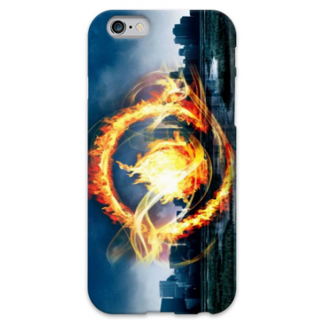 COVER DIVERGENT per iPhone 3g/3gs 4/4s 5/5s/c 6/6s Plus iPod Touch 4/5/6 iPod nano 7