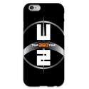 COVER U2 360 TOUR per iPhone 3g/3gs 4/4s 5/5s/c 6/6s Plus iPod Touch 4/5/6 iPod nano 7