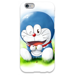 COVER DORAEMON per iPhone 3g/3gs 4/4s 5/5s/c 6/6s Plus iPod Touch 4/5/6 iPod nano 7