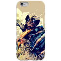 COVER WOLVERINE 2 per iPhone 3g/3gs 4/4s 5/5s/c 6/6s Plus iPod Touch 4/5/6 iPod nano 7