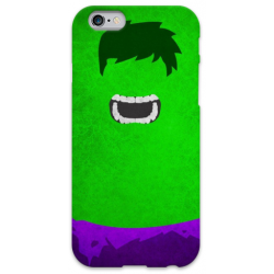 COVER HULK Minimalist per iPhone 3g/3gs 4/4s 5/5s/c 6/6s Plus iPod Touch 4/5/6 iPod nano 7