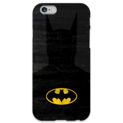 COVER BATMAN Minimalist per iPhone 3g/3gs 4/4s 5/5s/c 6/6s Plus iPod Touch 4/5/6 iPod nano 7