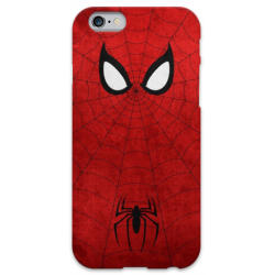 COVER SPIDERMAN Minimalist per iPhone 3g/3gs 4/4s 5/5s/c 6/6s Plus iPod Touch 4/5/6 iPod nano 7