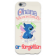COVER STITCH OHANA per iPhone 3g/3gs 4/4s 5/5s/c 6/6s Plus iPod Touch 4/5/6 iPod nano 7